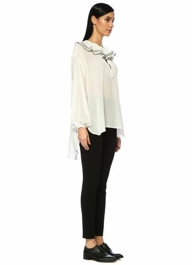 Philosophy Di Lorenzo Serafini Gömlek Beyaz
